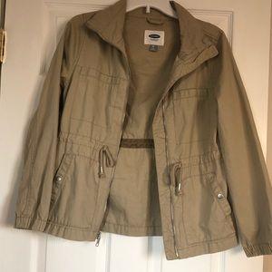 Beige/tan jacket